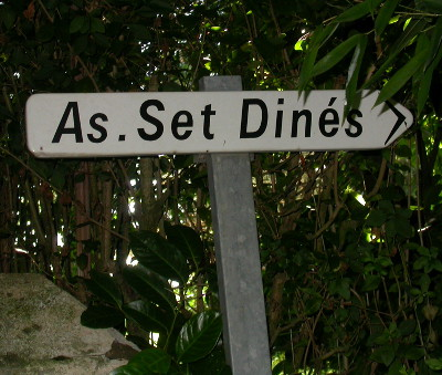 As Set Dinès
