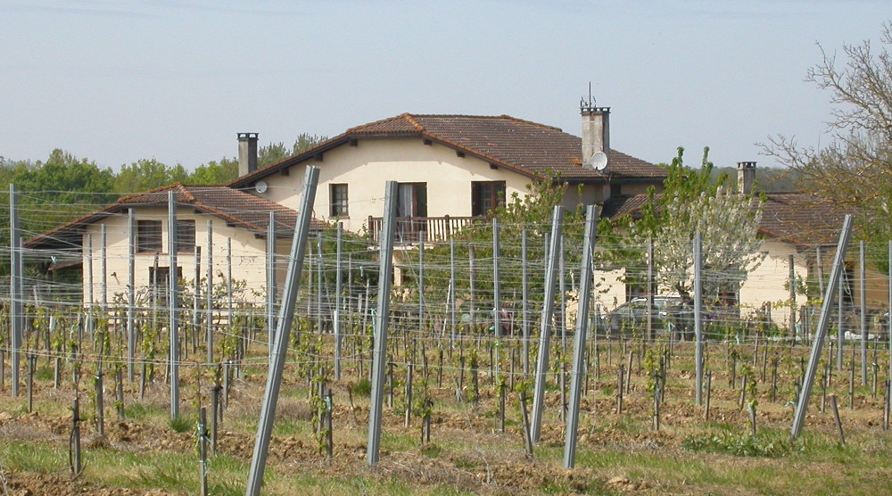 Vignobles Joanchicoy au Pic Sud